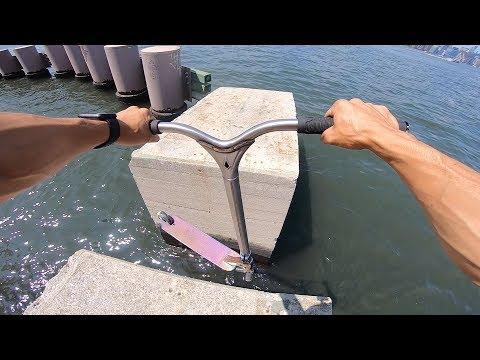 Water Gap Tricks