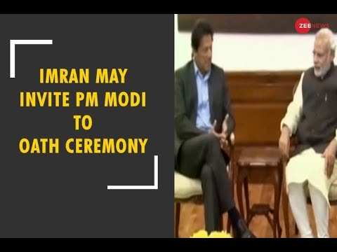 Imran Khan's PTI considering inviting PM Modi, other SAARC leaders for his oath taking ceremony