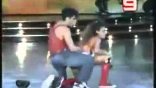 Видео: baila Cinthia Fernandez reggaeton