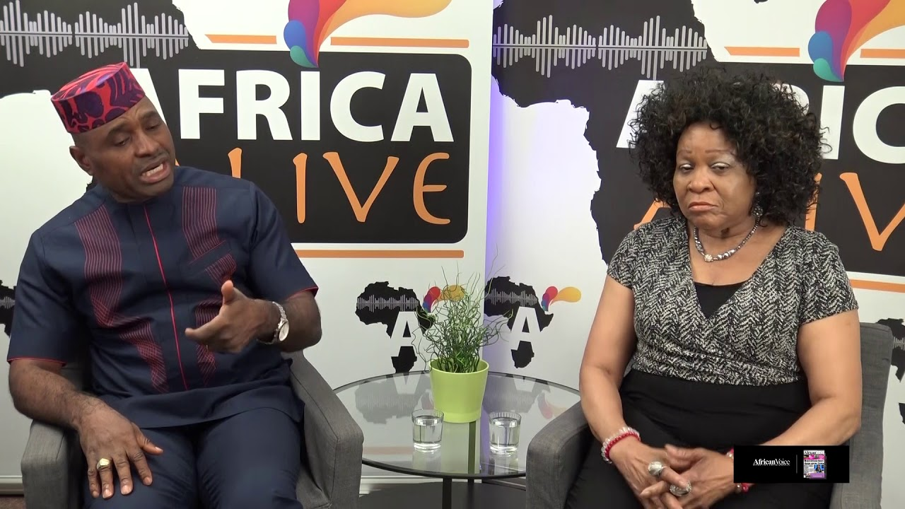 Actor Kenneth Okonkwo announces Enugu State gubernatorial bid in London-  Africa Alive