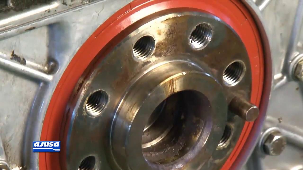Crankshaft Oil Seal Ret 233 N Aceite Cig 252 E 241 Al Mercedes 6 0