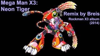 Breis - Mega Man X3: Neon Tiger (2014)