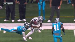 Dallas Cowboys vs Carolina Panthers-26-11-2015-Full