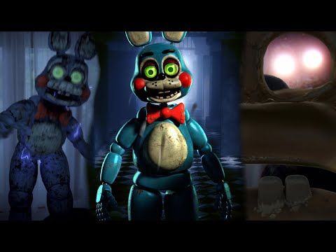 Defeating Toy Bonnie | FNAF AR Special Delivery