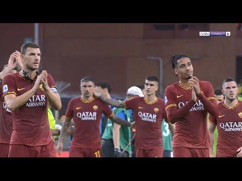 سامبدوريا 0-0 روما | تعادل مخيب لروما | الدوري الإيطالي | الجولة 8