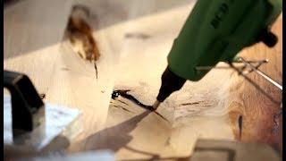 Ako opraviť poškodený nábytok či podlahu (NA CHALUPE)