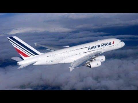 فرنسا: -إير فرانس- تضطر لإلغاء نصف رحلاتها الطويلة بسبب إضراب الموظفين  - 14:22-2018 / 2 / 22