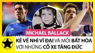 """Michael Ballack – """"Kẻ Về Nhì Vĩ Đại"""" Và Mối Bất Hòa Với Đội Tuyển Đức"""
