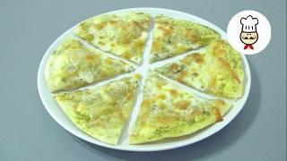 Такую пиццу готовлю теперь часто / Рецепт самой вкусной ПИЦЦА с ПЕСТО