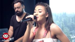 Nicoleta Nuca - Castele de nisip (Live @ Kiss FM)