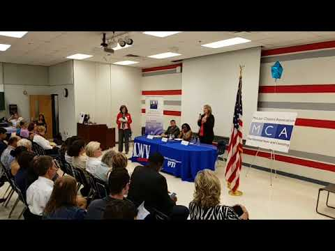 Fairfax County School Board Debate Part 2 (8/23/17)