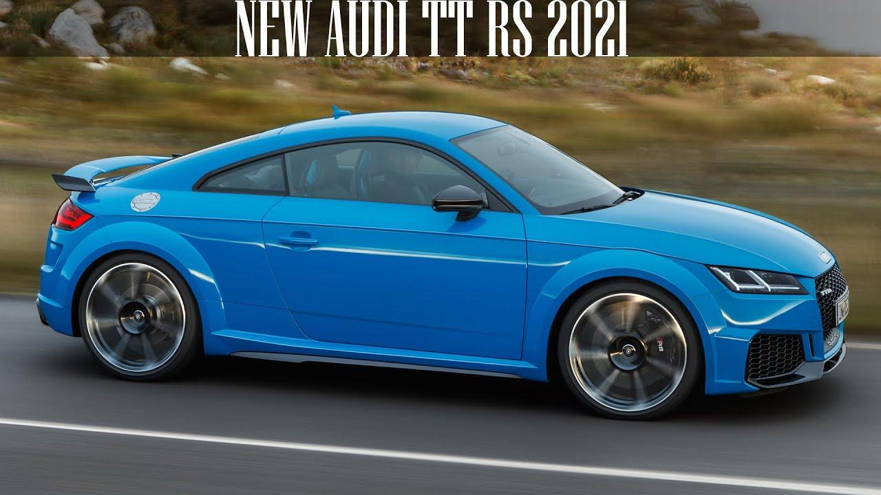 2021 Audi Tt Rs Interior