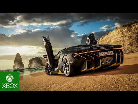 Forza Horizon 3 Xbox One X Enhanced Trailer