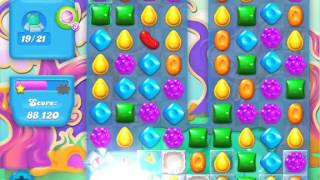 How to beat Candy Crush Soda Saga Level 80 - 2 Stars - No Boosters - 141,580pts