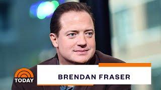 Brendan Fraser On Playing A Misfit Hero In 'Doom Patrol' | TODAY