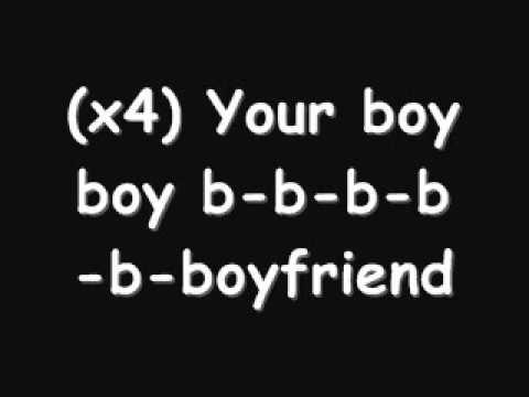 Boyfriend-Big Time Rush With Lyrics