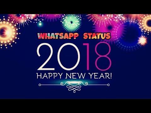 Happy New Year 2018 | Whatsapp Status