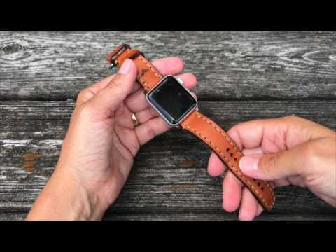 Arrow and Board *** REVIEW** Porter Apple Watch Band, United States Wall Map (DISCOUNT CODE)!!