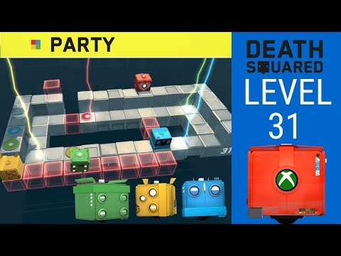 Death Squared PARTY Level 31
