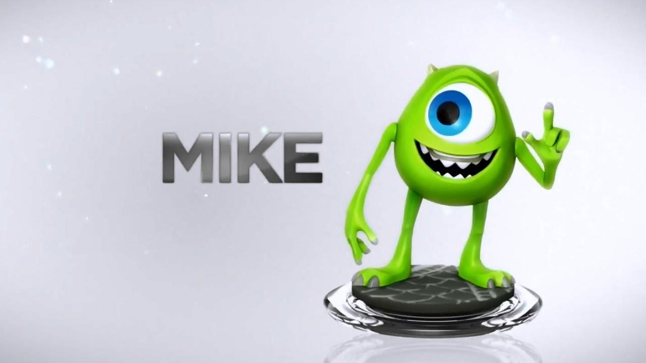 Disney Infinity Monsters University Mike Wazowski Youtube