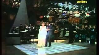 JOHNNY MATHIS & NICOLE CROISILLE - Les Moulins De Mon Coeur