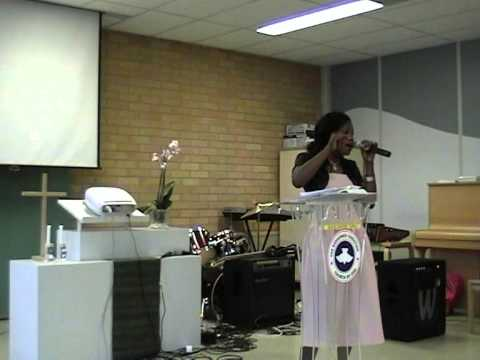 RCCG Jesus Centre Turku - Thanks Giving Service 6.4.2014