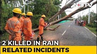 Cyclone Bulbul Passes Bengal. PM, Governor Tweet To Mamata Banerjee
