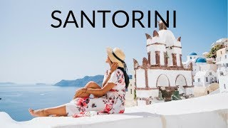 DON'T VISIT SANTORINI, GREECE (unless you want to experience this...)