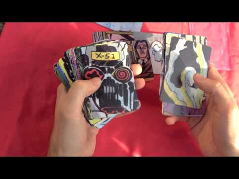 SAW 2015 CARDS - 4CP, Found Abstract Comics, Comics Strategies | Sequential Artist's Workshop