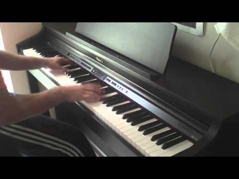 Green Day - The Forgotten - Piano Cover