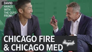 Xfinity Hangouts Episode 8: David & The Stars of Chicago Med and Chicago Fire