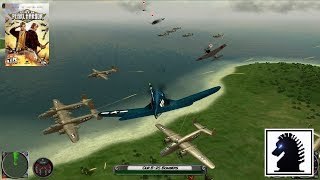 PC Attack on Pearl Harbor - USAF Mission #21: Escort B-25s to Tokyo (2nd Run)