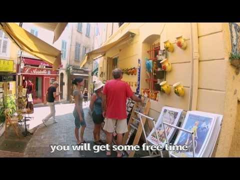 Download Youtube: NCL Shore Excursion - Cannes Walking Tour | Cannes, France