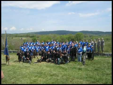 Connecticut Day at Antietam National Battlefield