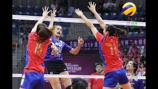 AVC WOMEN'S CLUB VOLLEYBALL CHAMPIONSHIP 2019 | FINAL | THA- CHN