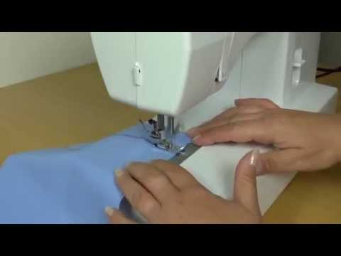 SINGER® 1234 Sewing Machine - Sewing on Buttons - YouTube