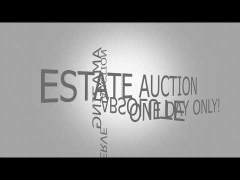 Absolute Estate Auction   Philipsburg PA