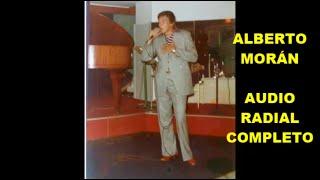 ALBERTO MORÁN -  PROGRAMA RADIAL  -  DANIEL PEDERCINI   - TANGOS Y RADIO