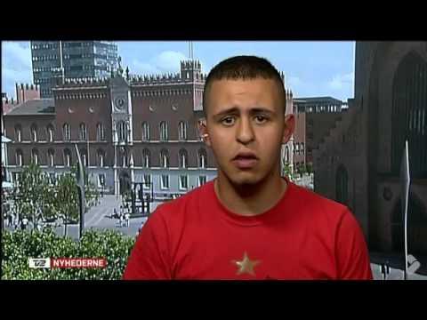 Eid-fest Vollsmose 70 indvandrere overfalder skadestue - Muhammed Anonym (18 år)