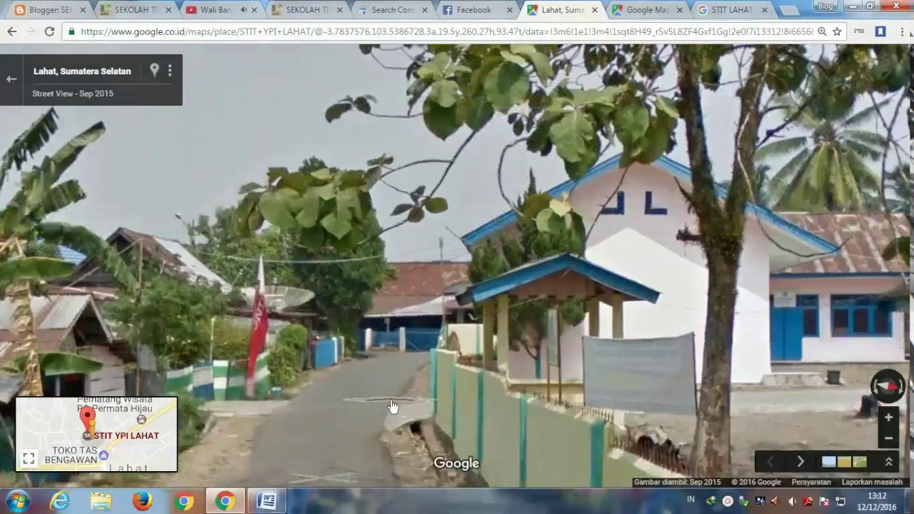 Video Map Stit Lahat Youtube