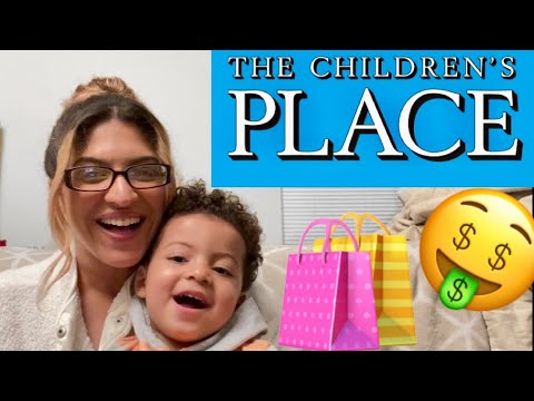 CHILDREN'S PLACE COUPONS & DEALS YOU NEED!! **CLOTHING HAUL 2020** & WHAT I GOT MY TODDLER !!!
