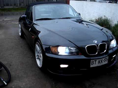 bmw z3 ac schnitzer youtube. Black Bedroom Furniture Sets. Home Design Ideas