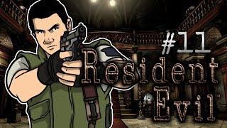 """Resident Evil HD con ALK4PON3 Ep. 11 """"El Sotano del Patio del Sotano"""""""