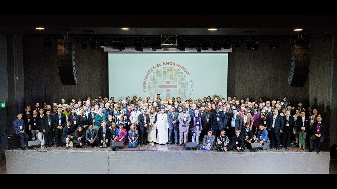 'Let mutual love continue' - Global Christian Forum gathering - Bogotá 2018
