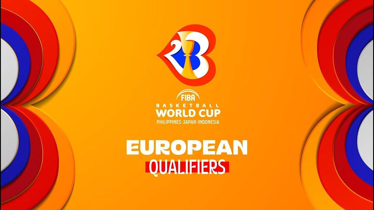 FIBA Basketball World Cup 2023 European Qualifiers Explained