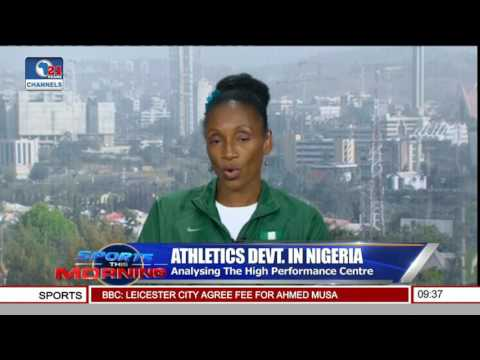 Angie Taylor Explains The Role Of The High Performance Centre In Nigeria