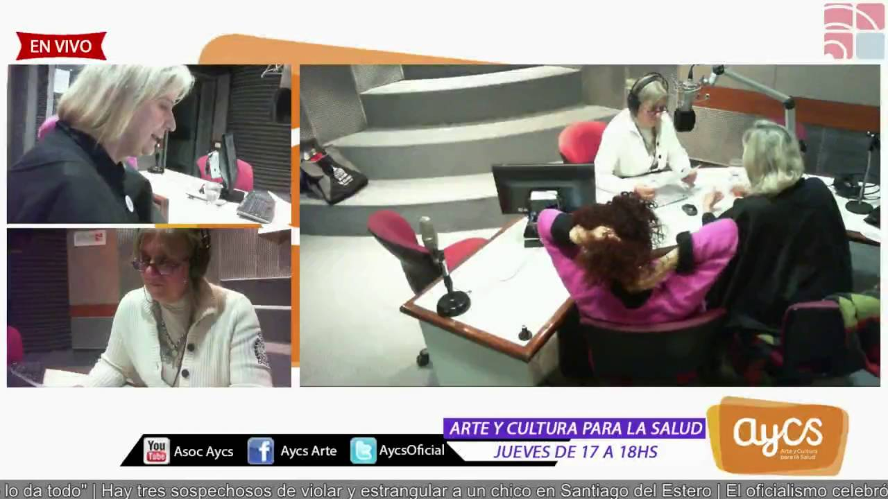 AyCS - Zulema Maza y Cristina Fresca (2/3) - 07.07.16