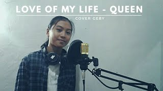 Download Video Love Of My Life - Queen (cover)    Geby Posumah MP3 3GP MP4