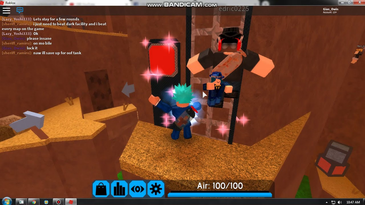 How To Hack Roblox Flood Escape 2