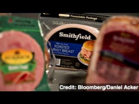 Shuanghui Buys Smithfield Foods for $4.72 Billion